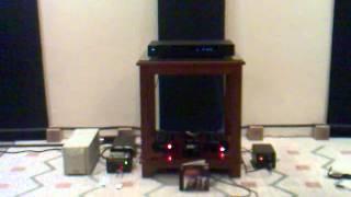 smsl audio nirvana nos dac and home made cables 2
