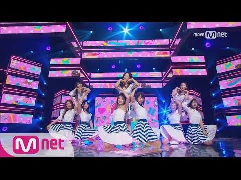 [DIA - Will you go out with me] KPOP TV Show | M COUNTDOWN 170518 EP.524