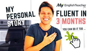 Fluent in 3 Months 🥳 Learn English ... TODAY ONLY