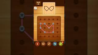 Line Puzzle String Art Spruce Level 25 Solution