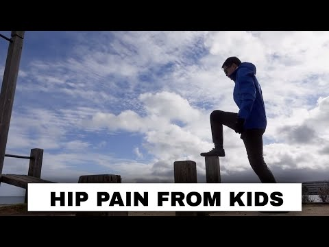 Hip Pain After Childbirth practical steps for postnatal hip pain