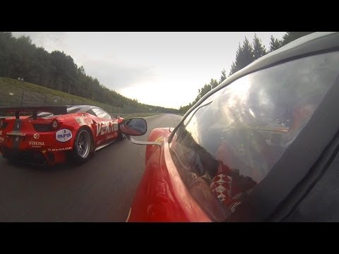 Supercar Challenge 2013 - Round 7 Spa Francorchamps (Motors TV)