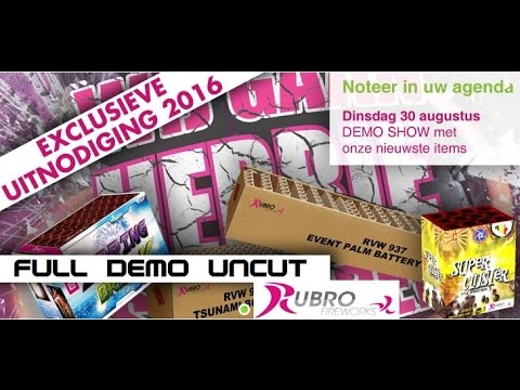 RUBRO DEMO 2016 FULL UNCUT