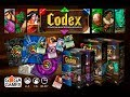Codex. Какой набор покупать?