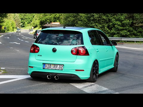Volkswagen R Compilation Wörthersee 2019 | Bangs, Accelerations, Loud Sounds, ...