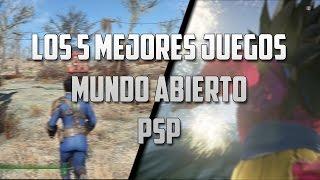Los 5 mejores juegos a mundo abierto de PSP | luigi2498