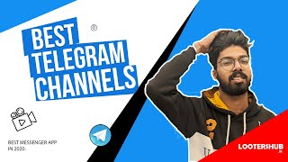 Top 10 Telegram Channel List For Everyone In 2020 | Best Telegram Channels You should Join Now !!