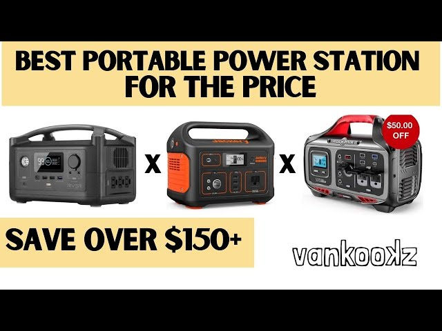 What is the best solar generator for the price | RockPals PS500 Full Review with comparisons