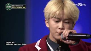 Video [CC INDOSUB]  170224 High School Rapper   6th Placers' Cypher Battle download MP3, 3GP, MP4, WEBM, AVI, FLV Juni 2018