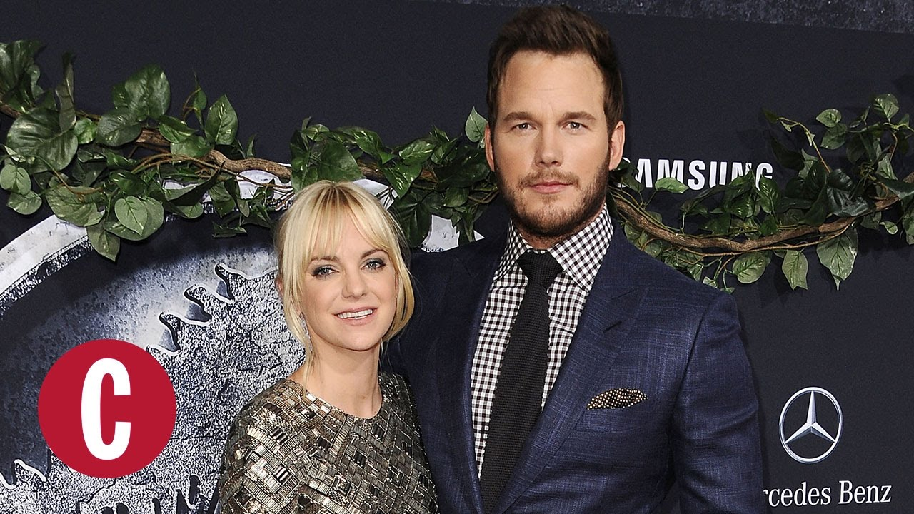 Watch Chris Pratt and Anna Fariss Sweetest Moments in Photos video