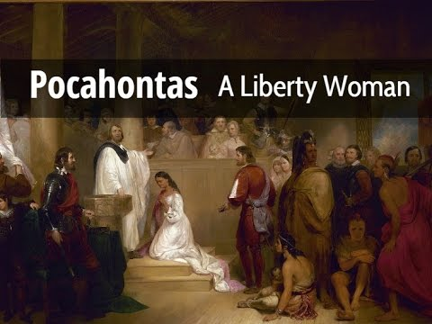 Pocahontas A Liberty woman