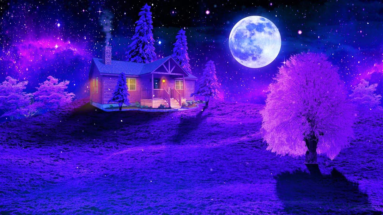 GOOD NIGHT MUSIC 💜 Soothing Sleep Music | Calm Deep Sleeping Music | Meditation Relaxing Music