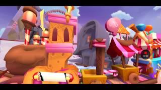 Candy Crush Tales Level 50 ~ FULL STORY~ Save Denny Yeti