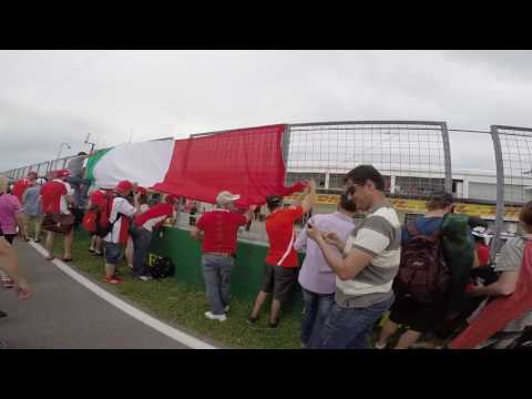 F1 Montreal 2015 Post Race Walk 4