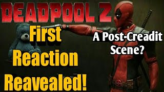 Deadpool 2 first reaction revealed by crtics | Deadpool 2 | Explained in hindi