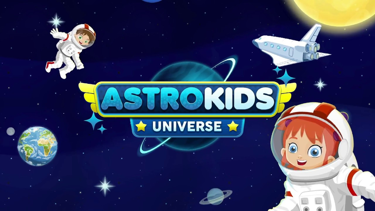 Astrokids Universe Puzles Y Juegos Del Espacio Para Niños Español Youtube