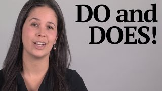 DO and DOES Reduction — American English Pronunciation