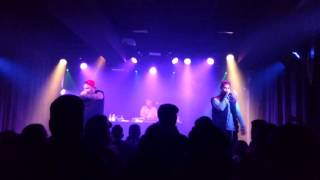 Shotta - Alcohol (Directo @Sala Apolo, 05/01/2016)