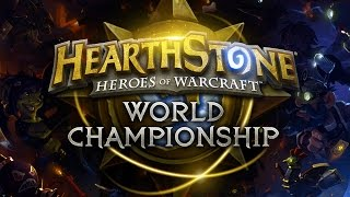 Kranich vs Thijs - Quarterfinal - World Championship 2015 BlizzCon