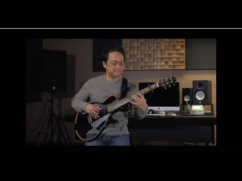 The New Yamaha SLG200 Silent Guitar – Overview With Daniel Ho