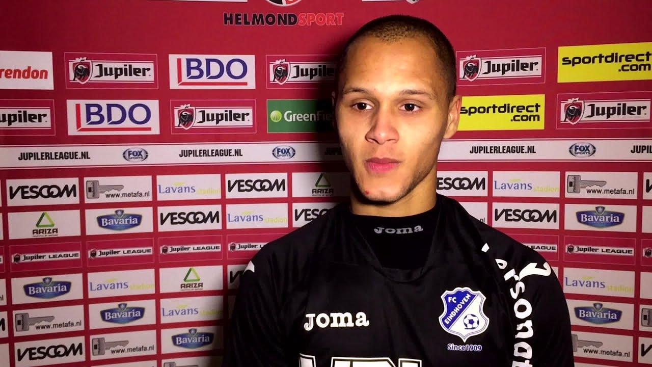 Anthony Van Den Hurk Beslist Lelijke Derby Tussen Helmond Sport En