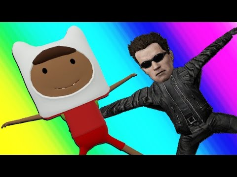 Hide and Seek Funny Moments - Cartwheel Edition! (Garrys Mod)