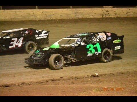 09/23/2017 - #31 SportMod, Loren Kruesi, Willamette Speedway, Trophy Dash