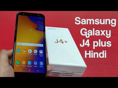 Samsung Galaxy J4 Plus First Impressions Hindi Youtube