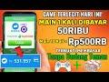 BARU RILIS! Game Penghasil Uang 2021 Terbukti Membayar    Apk Penghasil Saldo Dana Tercepat 2021