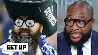 Cowboys fans are confused! - Marcus Spears | Get Up