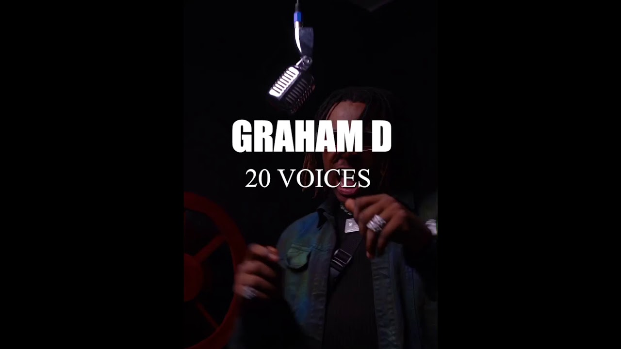 Download 20 voices by Graham D  - video -