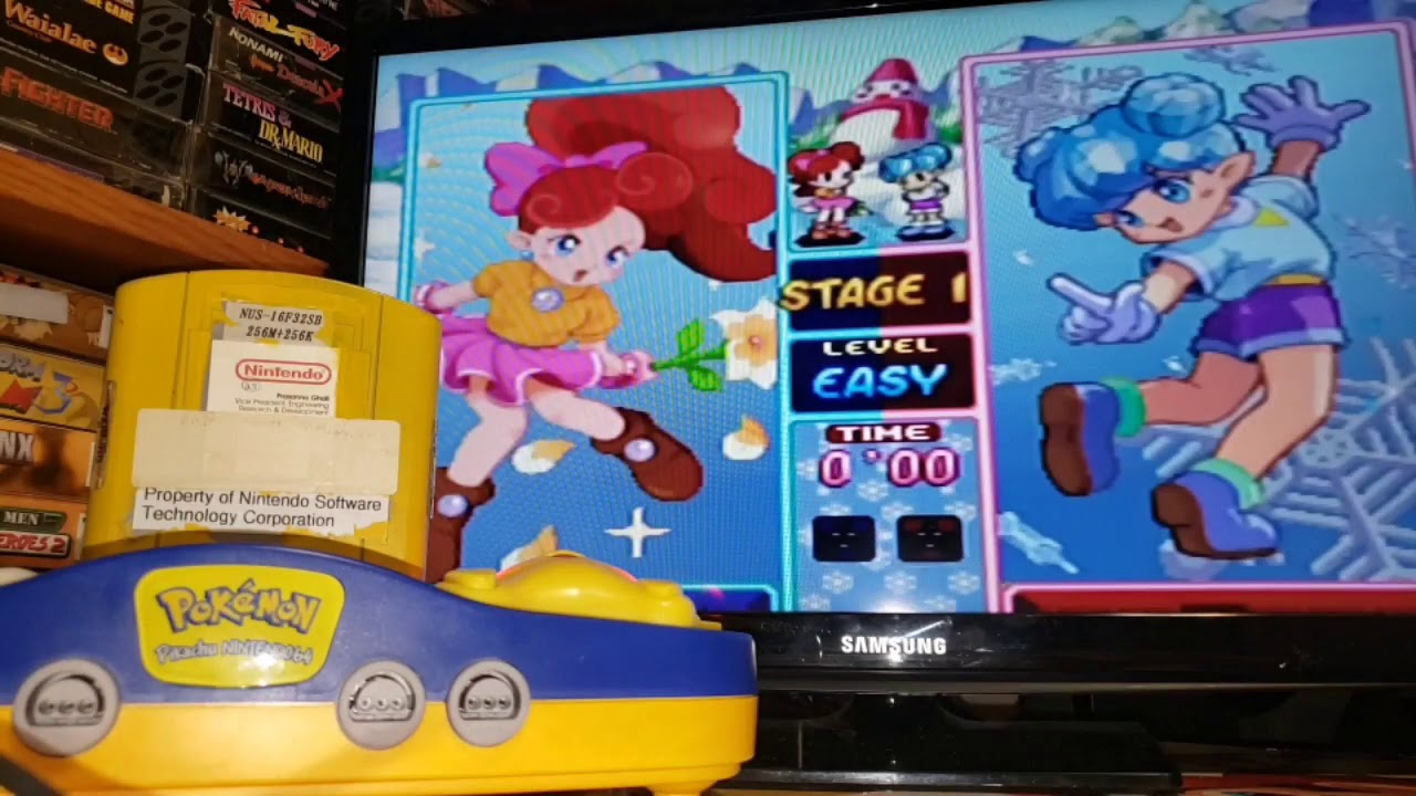 Panel de Pon 64 suddenly found on Youtube