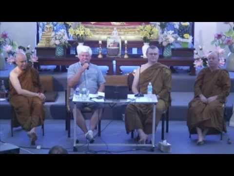 Kamma and Rebirth in Early Buddhism Workshop 4 Session 2