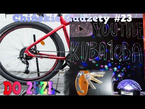 6 CHISKICH MEGA GADETW DO 25Z Stojak rowerowy, Tablica z kred #23