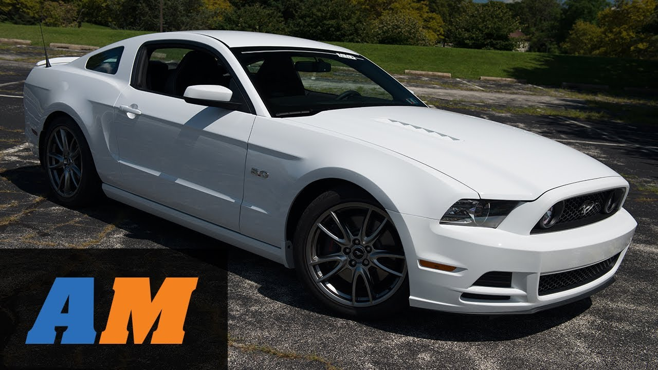 2014 Ford Mustang Gt Premium >> Project MMD 2014 Ford Mustang GT Build: Episode 1.) AmericanMuscle.com - YouTube