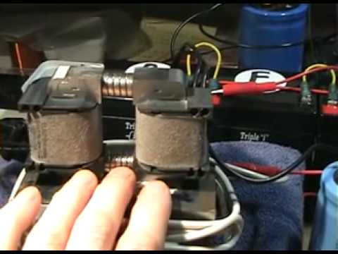 Flynn Parallel Path Device test 1 - YouTube