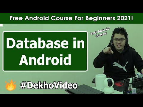 Using a Database in Android | Android Tutorials in Hindi #24 thumbnail