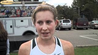 2011 Interview with Carlie Green - Spartan Invite College Women Race Runner-up by RunMichigan.com(http://www.runmichigan.com 2011 Interview with Carlie Green - Spartan Invite College Women Race Runner-up by John Brabbs, RunMichigan.com., 2011-09-19T12:03:35.000Z)
