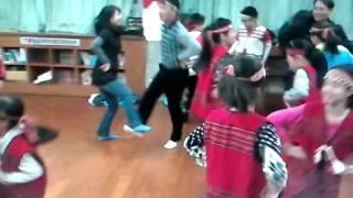 香港堅樂小學參訪