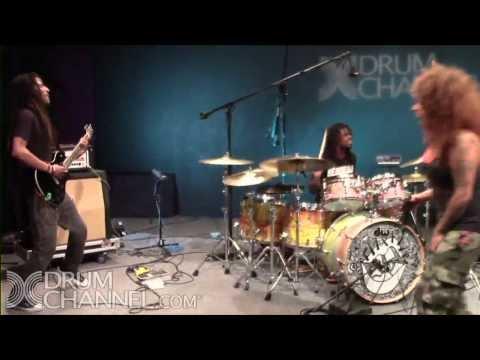 Rebroadcast of Stephen Perkins, Thomas Pridgen, and the Drum Off 2013 Winner