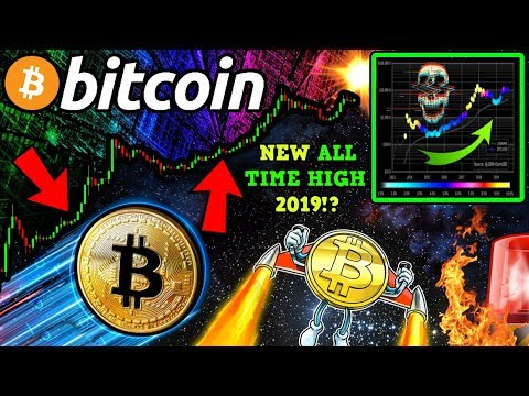 BITCOIN Has NEVER Done THIS BEFORE!! 😱NEW All Time High STILL Possible For 2019!?