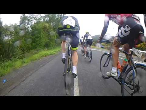Lake Taupo Cycle Challenge First 30 mins (2016)