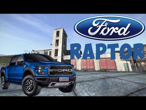 Обзор Ford Raptor DayZ проект Атмосфера