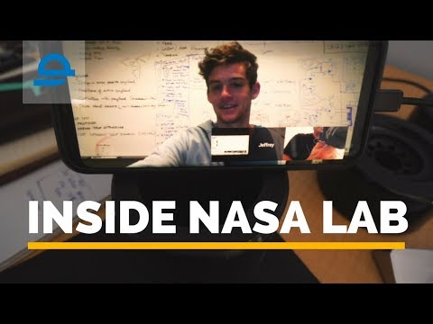 A look Inside a NASA Mechatronics lab | Enertion