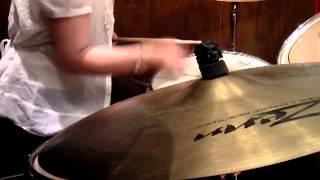 第15回 sakoドラムステージ (2012.6.30) ドラムをやっていて一番楽しめ...