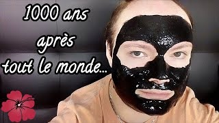 OBNI N°21: JE TESTE ENFIN LE MASQUE NOIR !