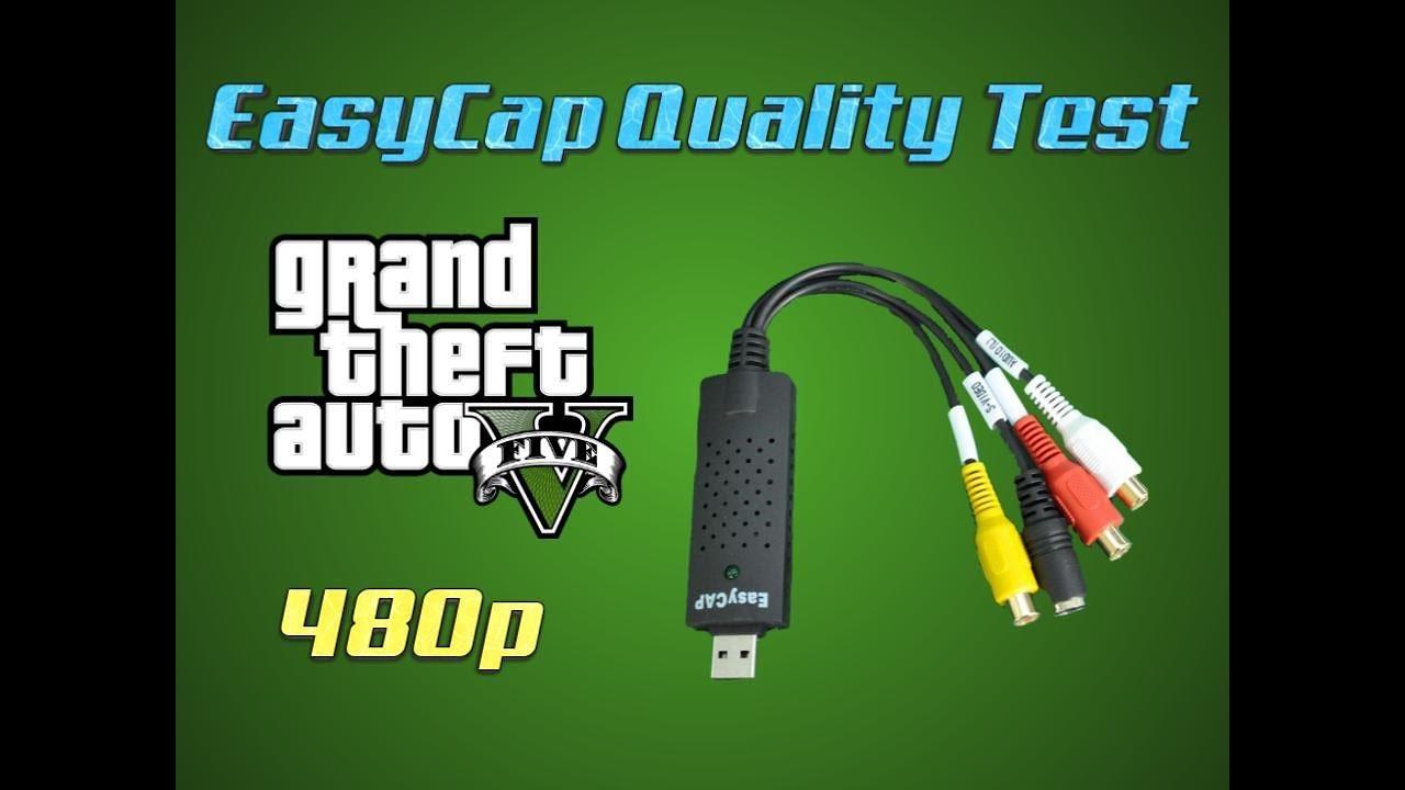 Download EasyCap Quality Test (GTA V) [480p]