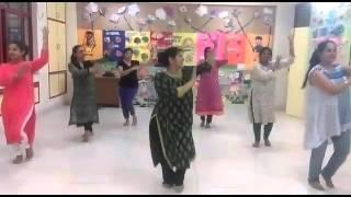 Mehndi hai rachne wali || Zubeida || Dance workout