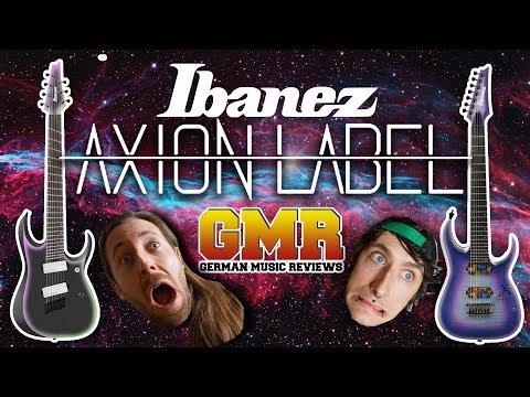 Ibanez Axion Label 2019 (RGA71AL-IAF & RGD71ALMS-BAM) Review - Studio Quality