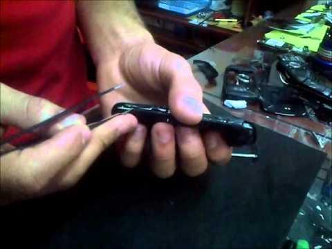 como desarmar un blackberry 9360 curve apolo